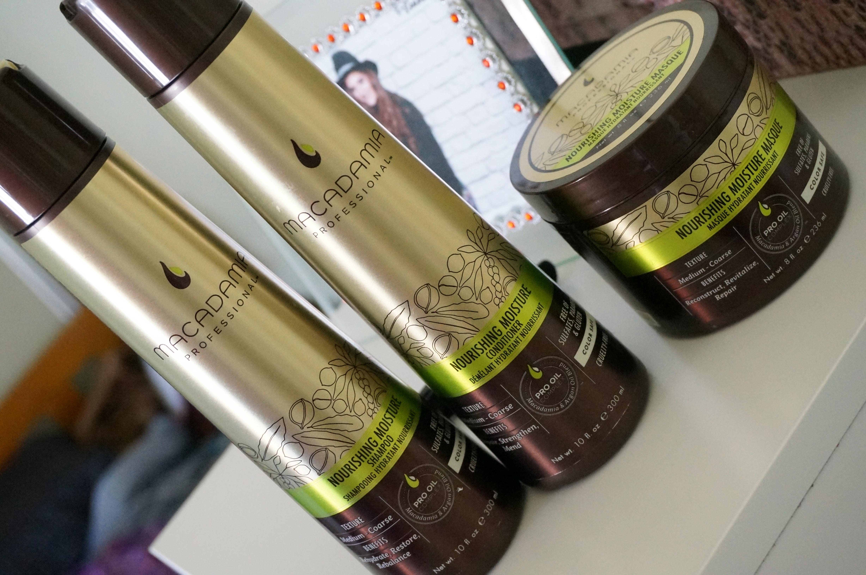 Macadamia hair shampoo review